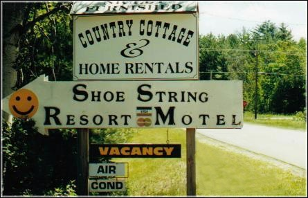 Shoe String Resort - Lodging in beautiful Traverse City, Michigan